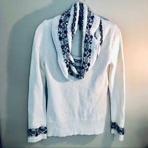 White House Black Market - Cowl Neck Sweater
